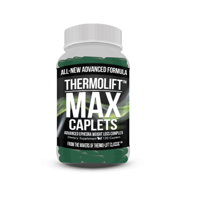Thermolift Max Caplets Bottle