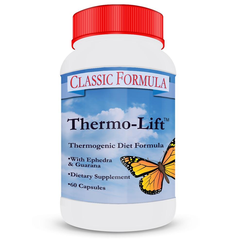 Thermo Lift Classic The Original Diet Capsules