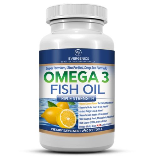 Super Premium Omega 3 Fish Oil