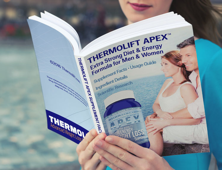 Thermolift Apex Comprehensive Guide with Supplement Facts Now Available As A Free Ebook! Plus A Special Gift Coupon for A Limited Time!