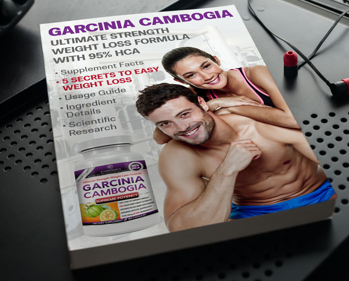 Garcinia Cambogia with 95% HCA Ebook