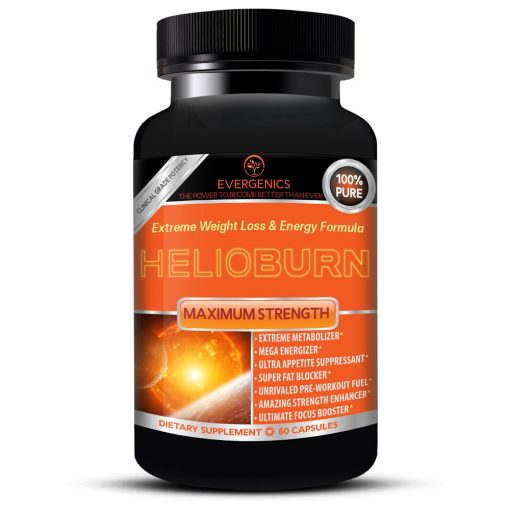 Helioburn Bottle