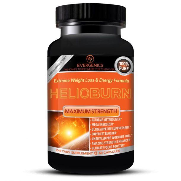 Helioburn Bottle