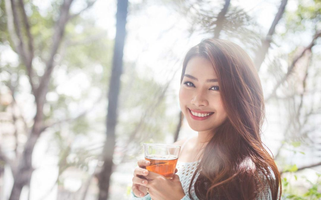 A cup of tea can be the best solution for everyday wellness