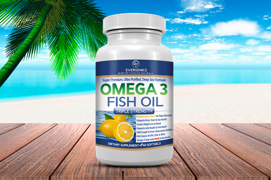 Losing weight with fish oil might be the best move you haven't tried this summer