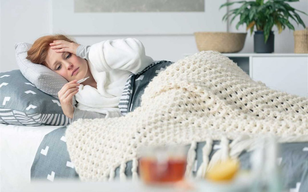 Fighting an illness? 4 ways to boost your immune system