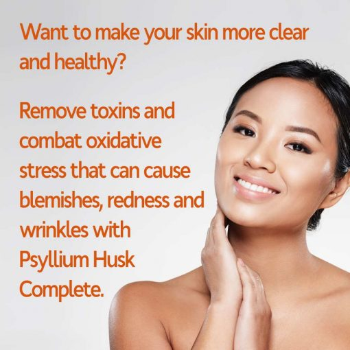 Flush the toxins and improve your skin!