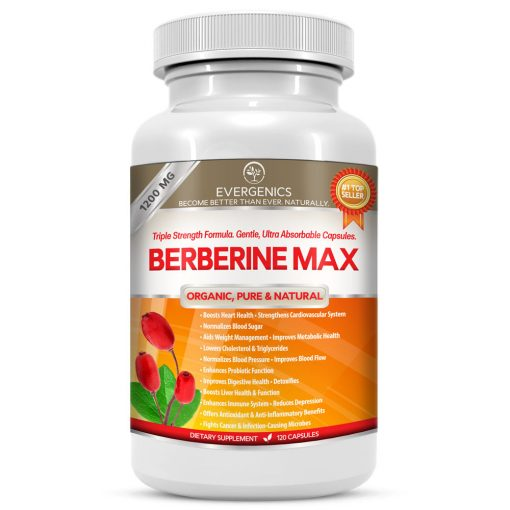 Berberine Max • Burns Fat, Supports Weight Loss • Boost Heart Health,  Reduces Cholesterol • Normalizes Blood Sugar • Improves Digestion, Cleanses  and