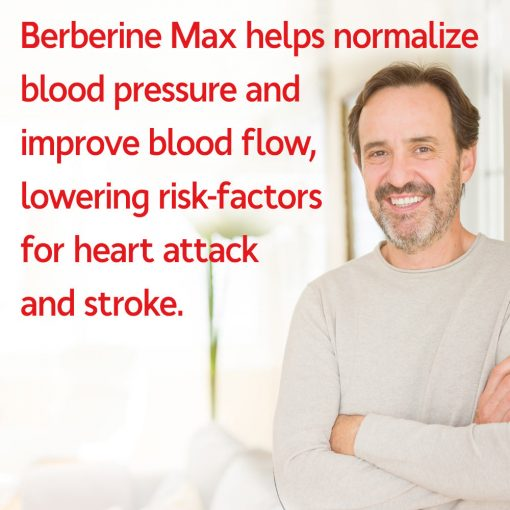 Improve Heart Health with Berberine